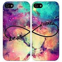 Best friends duo infinity
