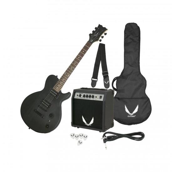 DEAN GUITARS EVOXM PK PACK - Pack Guitare électrique Evo Xm