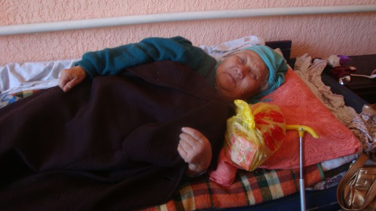 It is the only center left in the region, where elderly and lonely people can socialize #crowdfunding  #kyrgyzstan  #helpelderly  #rce