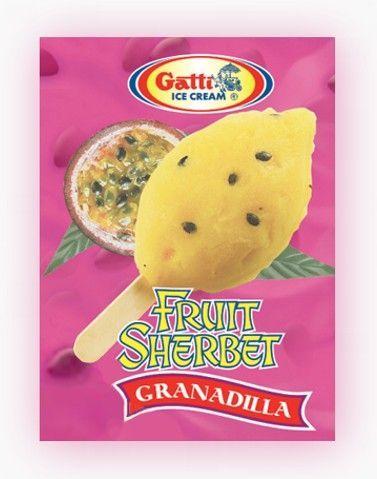 Granadilla Fridge Tart