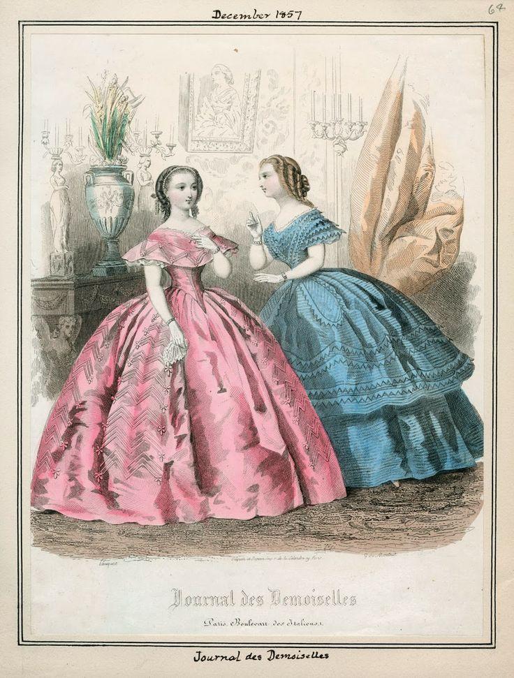 December, 1857 - Journal des Demoiselles