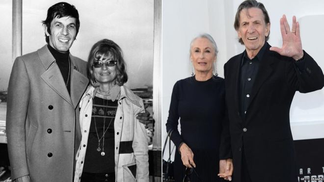 Leonard Nimoy was married twice. He wed Sandra Zober, aka Sandi, in 1954 and had two children with her before their divorce in 1987. In 1989 he married actress Susan Bay, a cousin of film director Michael Bay.