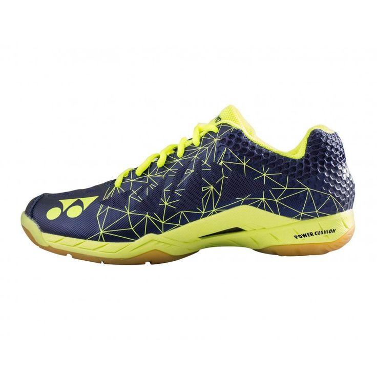 Yonex SHB Aerus 2 Badminton Shoes - Navy Blue