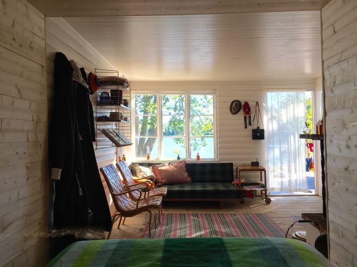 Small but nice #interior #summerhouse #sommarstuga