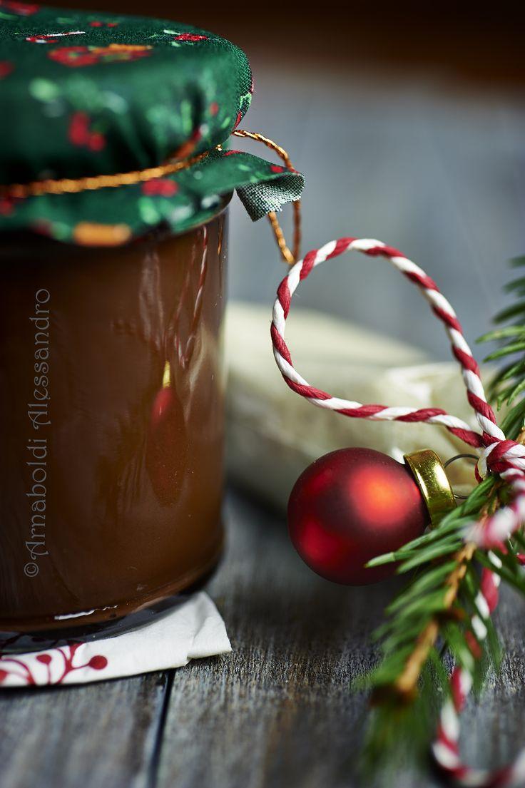 Crema al cacao di Natale