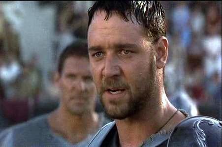 Russel Crowe - Gladiator