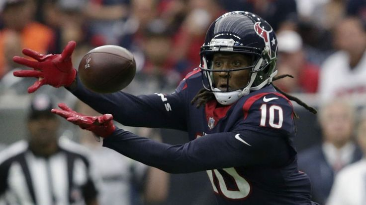 Hopkins scores NFL's touchdown of the year