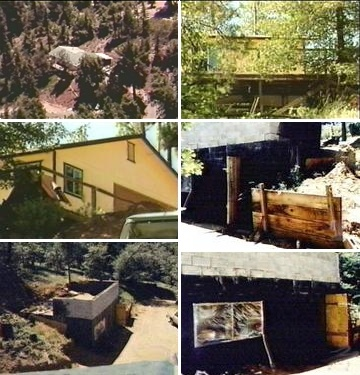 Leonard Lake and Charles Ng - Criminal Minds the bunker where murders took place in private. Victims were raped,tortured and finally killed.