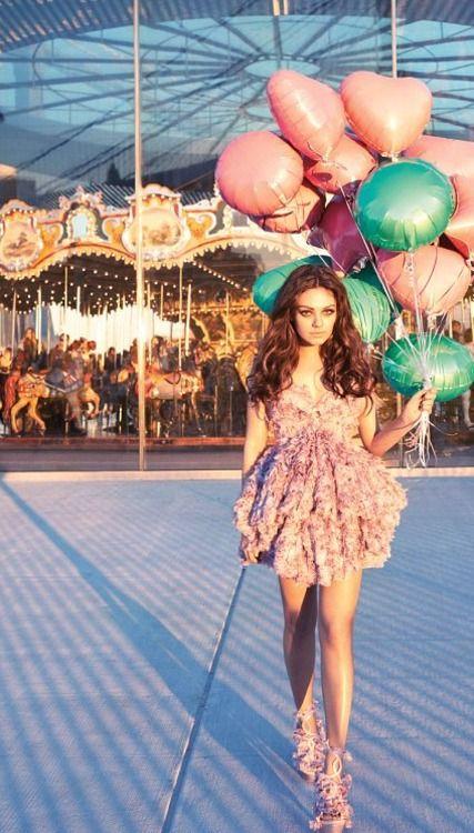 Mila Kunis - Harper's Bazaar April 2012