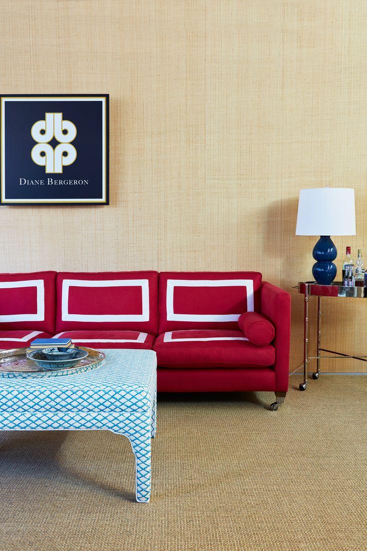 Portfolio interior design diane bergeron interiors - Diane Bergeron For Arthur G Peyton Sofa And Babe Bench Australian Made