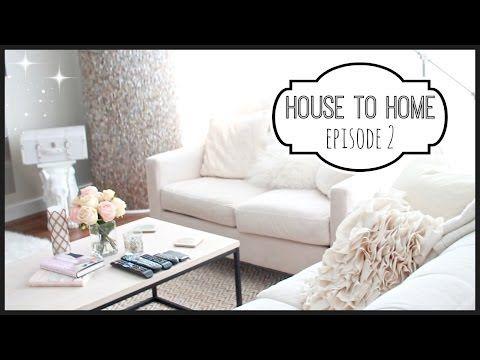 House to Home Episode 2: Condo Decor! ♥ MakeupMAYhem Day 2 - YouTube