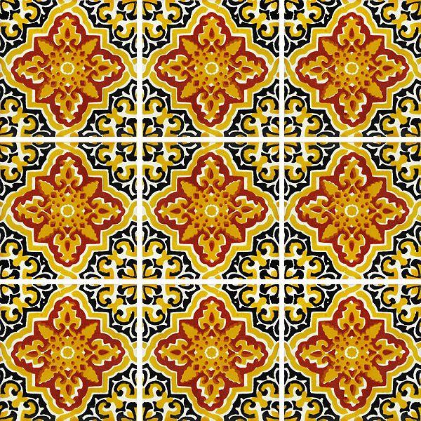 Talavera Tile Collection - Talavera Tile