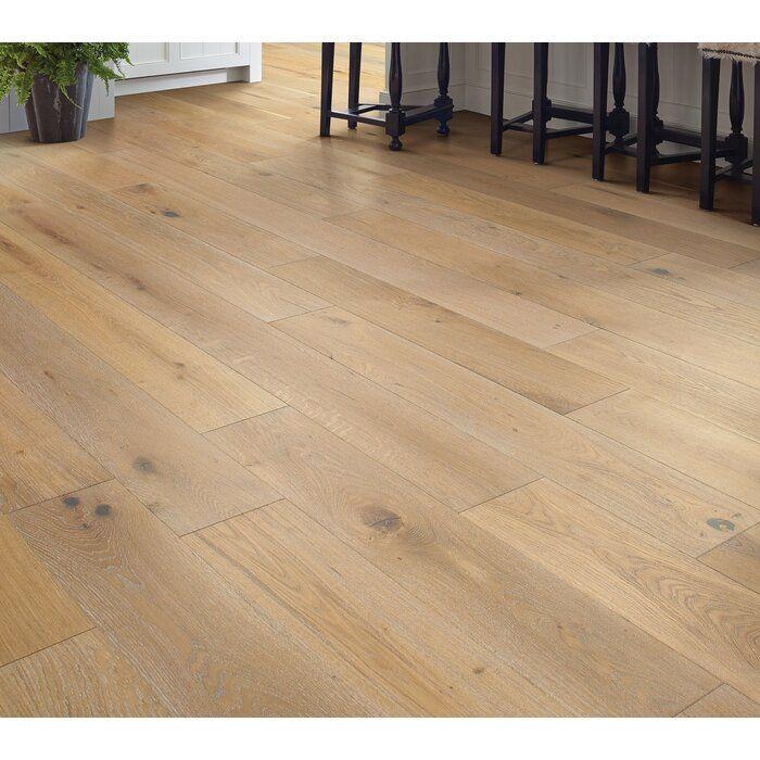 Shaw Floors Scottsmoor Oak 3 8 Thick X 7 1 2 Wide Engineered Hardwood Flooring Revie In 2020 Oak Hardwood Flooring Wood Floors Wide Plank White Oak Hardwood Floors