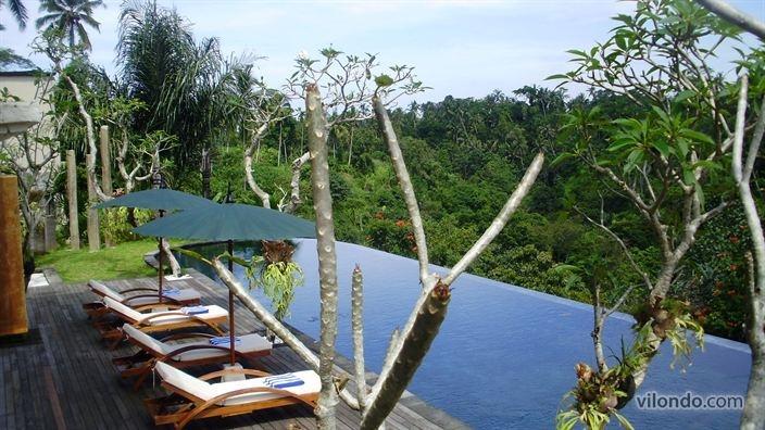 Luxury for 2 in Ubud, Bali