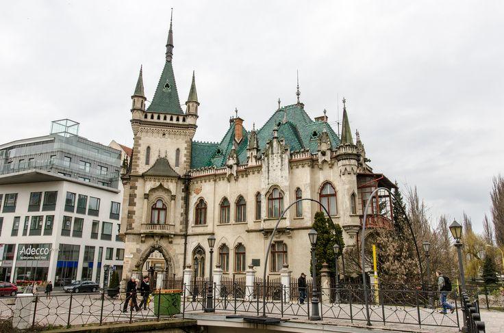 Дворец Якаба в Кошице
