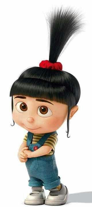Agnes / Mi villano Favorito                                                                                                                                                                                 Más