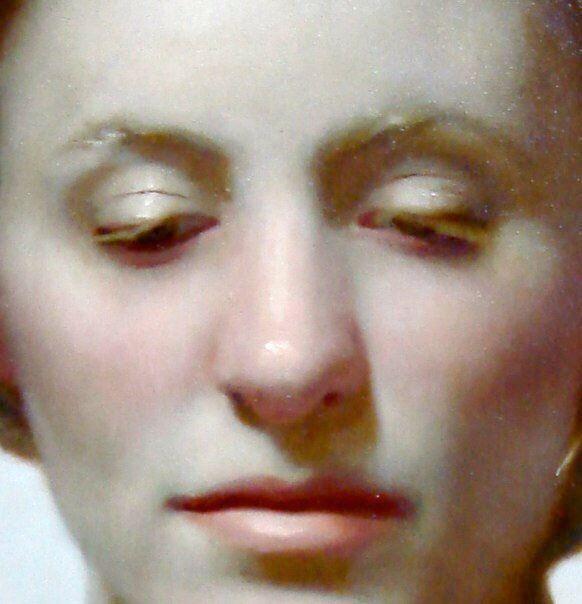 Flesh - oil painting Graydon Parrish painter