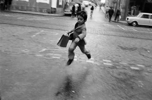 Josef Koudelka - Lisboa, Portugal, 1975 From Magnum Photos