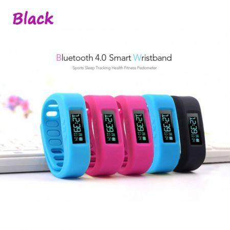 SH01-4.0 USB Powered Bluetooth V4.0 Smart Wrist Band Bracelet w/ Sleep Monitoring