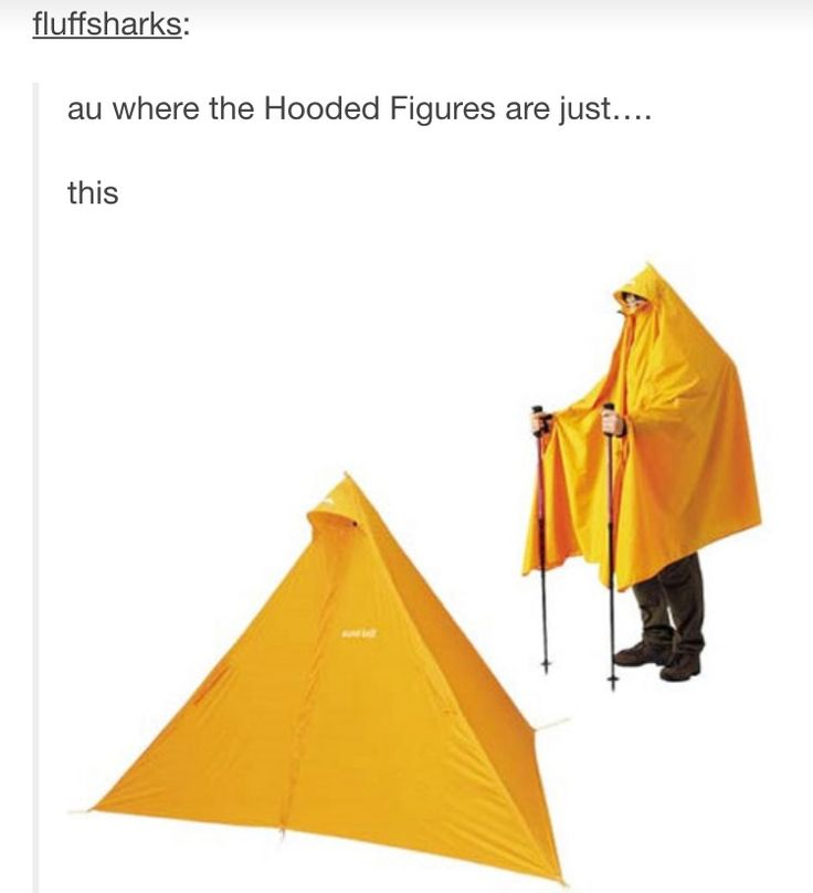 Welcome to Night Vale Hooded Figures AU Tumblr post