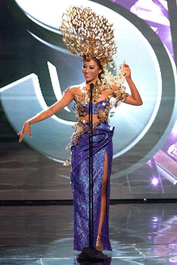 Miss Universe 2015, Part 4: Freak-Flag Flying Fun Gals! | Tom & Lorenzo Fabulous & Opinionated