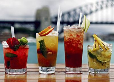Summer Cocktails - links to blogs with recipes: Health Food, Summer Cocktails, Fruit Drinks, Summer Parties, Drinks Recipes, Spring Break, Summer Beverages, Mixed Drinks, Cocktails Recipes
