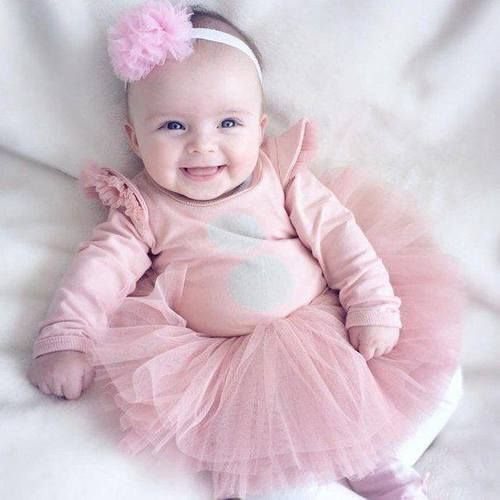 Stylish Baby Names for Girls #fashion #pink #dress