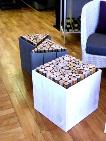 natural chair