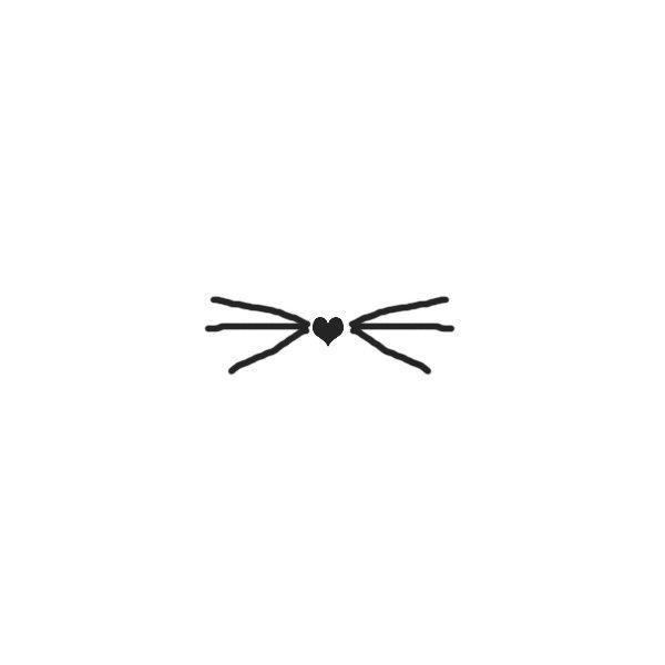 A good idea of Tattoo, no? #cat #tattoo  #mustache  www.vainpursuits.com