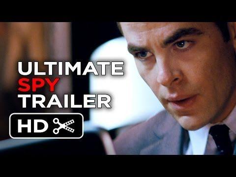 ▶ Jack Ryan: Shadow Recruit Ultimate Spy Trailer (2014) - Chris Pine Movie HD - YouTube