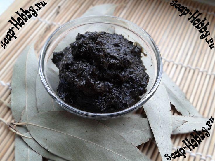 МК: делаем черное мыло-бельди из калийного мыла с нуля.