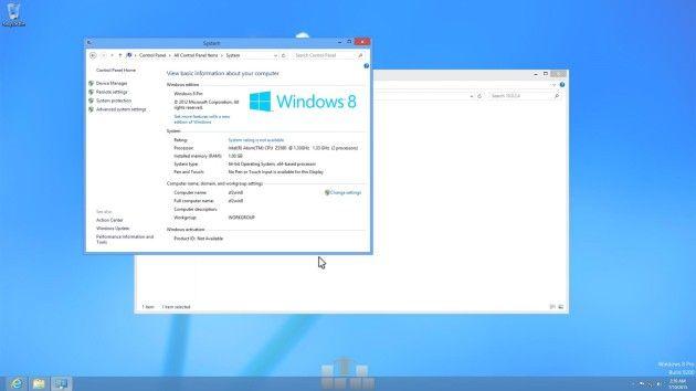 Windows 7 et Windows 8 sur un Asus ZenFone 2, c'est possible - http://www.frandroid.com/marques/asus/294927_windows-7-windows-8-asus-zenfone-2-cest-possible  #ASUS, #Smartphones