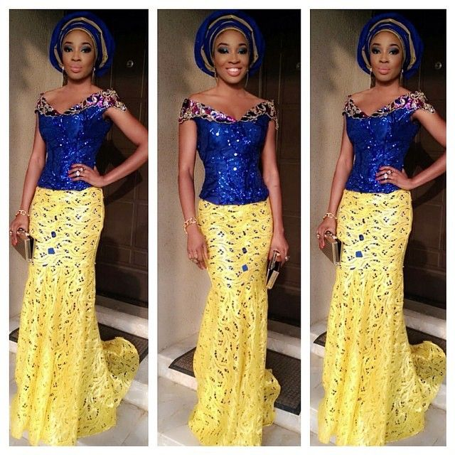 1000 Ideas About Nigerian Lace Styles On Pinterest Aso