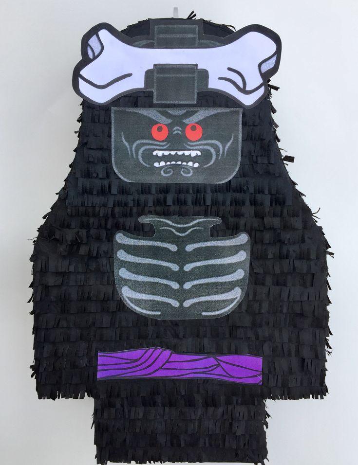 Ninjago Ninja Garmadon Piñata in 2020 | Lloyd ninjago ...