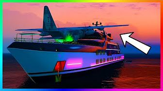 "GTA 5 Online - ""How To Have Yacht FOR FREE"" - *Yacht GRATIS* - [1.31/PS4/XboxOne/PC] - YouTube"