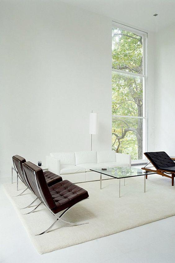 72 best Barcelona Chair Replica images on Pinterest Barcelona