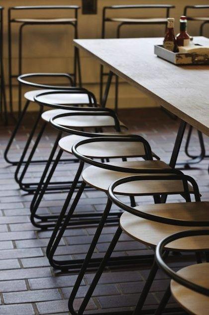 parson sees #chair #furniture #wood