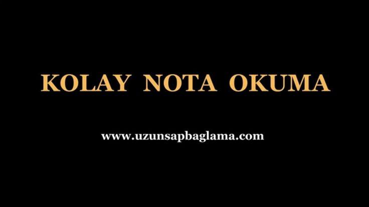 KOLAY NOTA OKUMA -1