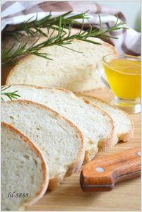 Хлеб розмариново-медовый с рисом.
