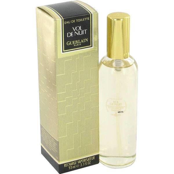 Vol De Nuit Perfume by Guerlain for Women 3.3 oz Eau De Toilette Spray #Guerlain