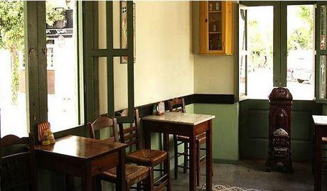 Τα πέντε πιο γραφικά καφενεία στην Αθήνα- Ερχονται από το παρελθόν και γίνονται η νέα μόδα [εικόνες] | iefimerida.gr