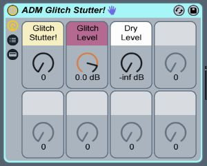 Glitch FX Ableton Live Pack