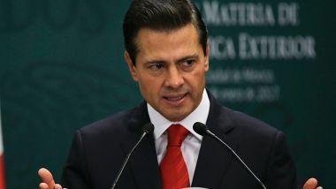 Mexico's President Enrique Pena Nieto cancels US visit after Donald Trump baits him over wall