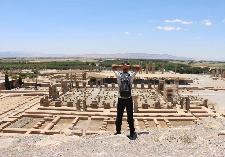 Persepolis Antik Kenti, Şiraz