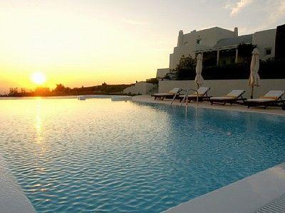 Luxury villas greece Aegean Islands _ Santorini_Adelante Villa https://www.facebook.com/AquiVillasPrestige