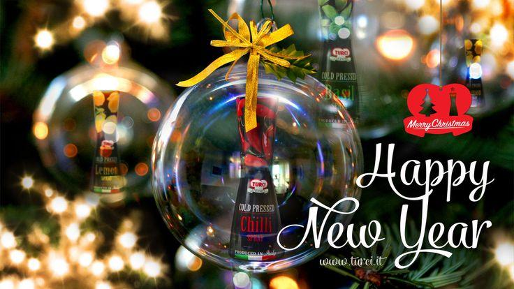 Happy Holidays from Turci Firenze | Liquid Spices and Infusions http://turci.it/  #happyholiday #happyholidays #xmas #newyear #2015 #2016 #spice #turci
