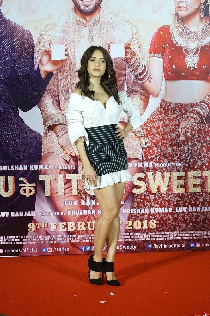 Sonu Ke Tittu Ki Sweety Actress Nushrat Bharucha Sexy -4890
