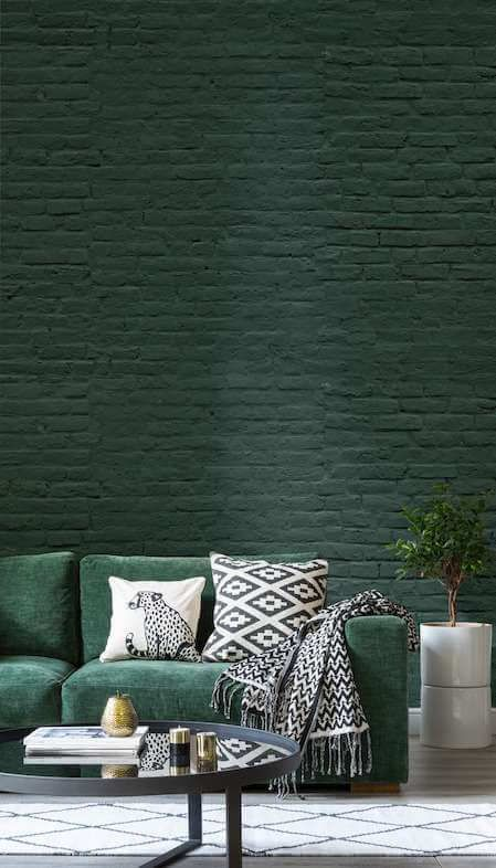 Styling The Home - minimalist yet deep warm tones. HOME STYLE ideas Wallpaper, Patterns, interiors