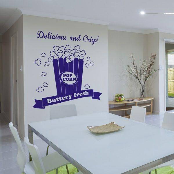 Vinilos decorativos para cocinas nuestro equipo de dise o - Decoracion paredes cocina ...