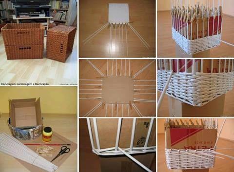 Muebles de papel periodico imagui - Muebles de papel ...